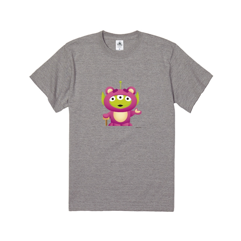 【D-Made】Tシャツ トイ・ストーリー リトル・グリーン・メン/エイリアン ロッツォ