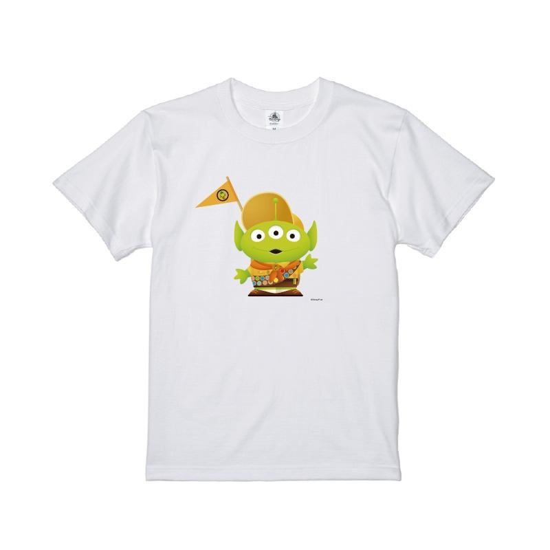 【D-Made】Tシャツ トイ・ストーリー リトル・グリーン・メン/エイリアン カールじいさんの空飛ぶ家 ラッセル