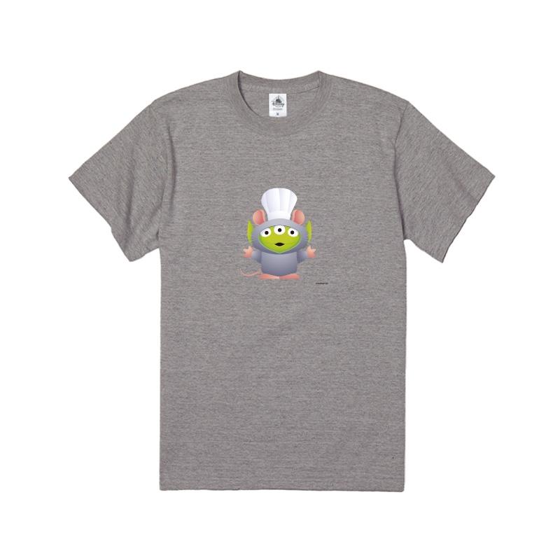 【D-Made】Tシャツ トイ・ストーリー リトル・グリーン・メン/エイリアン レミーのおいしいレストラン レミー