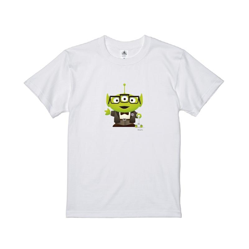 【D-Made】Tシャツ  トイ・ストーリー リトル・グリーン・メン/エイリアン カールじいさんの空飛ぶ家 カール・フレドリクセン