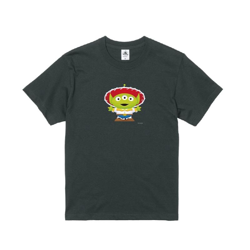 【D-Made】Tシャツ トイ・ストーリー リトル・グリーン・メン/エイリアン ジェシー