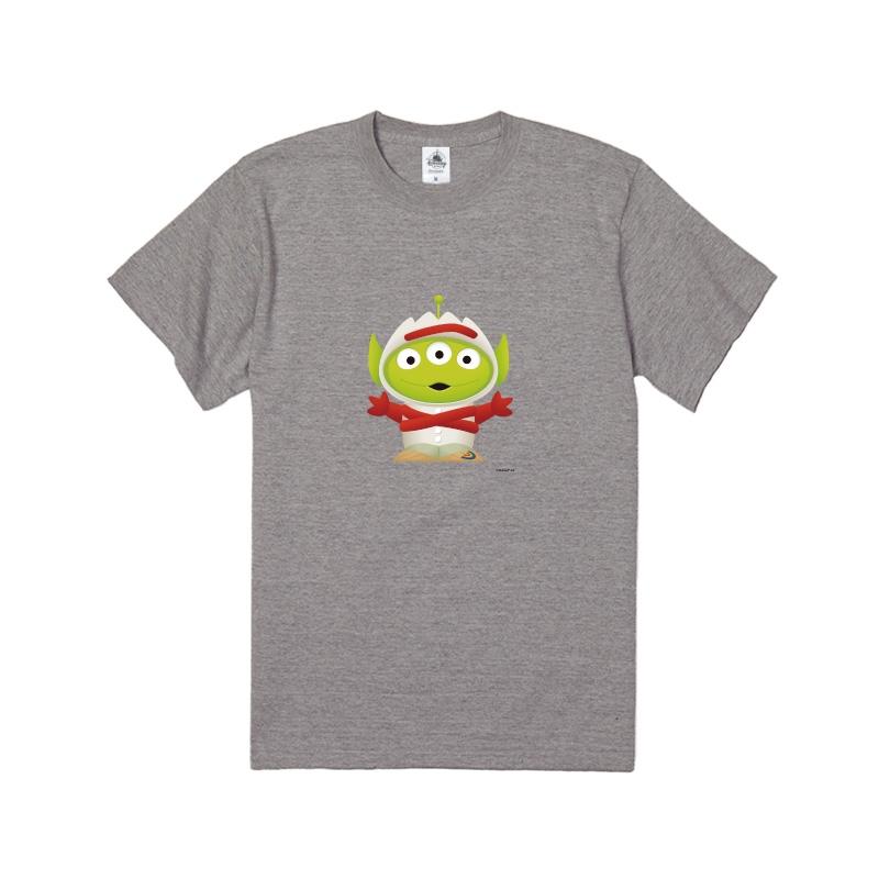 【D-Made】Tシャツ キッズ  トイストーリー エイリアン フォーキー
