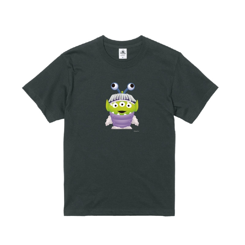 【D-Made】Tシャツ トイ・ストーリー リトル・グリーン・メン/エイリアン モンスターズ・インク ブー