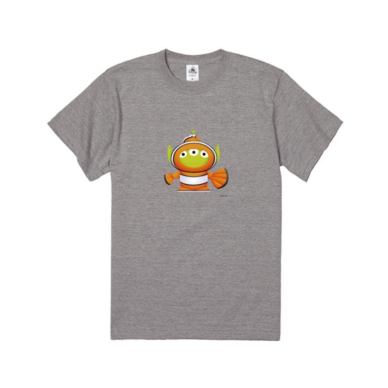 【D-Made】Tシャツ  トイ・ストーリー リトル・グリーン・メン/エイリアン ファインディング・ニモ ニモ