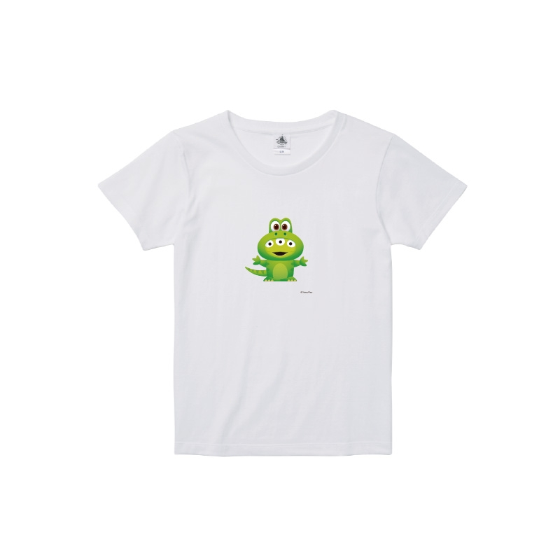 【D-Made】Tシャツ レディース  トイストーリー エイリアン アーロと少年 アーロ