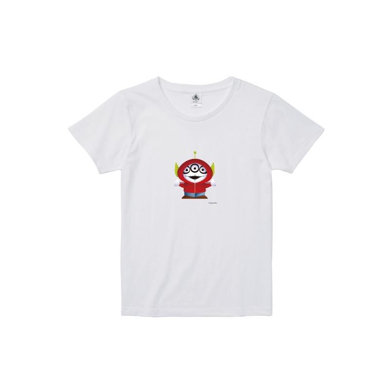 【D-Made】Tシャツ レディース  トイストーリー エイリアン リメンバーミー ミゲル