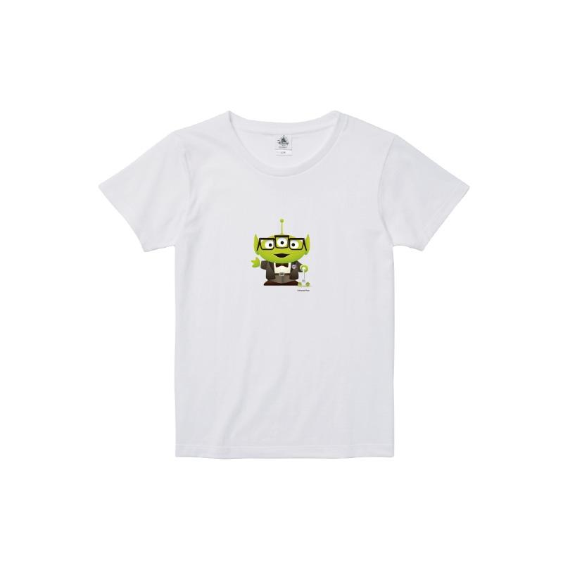 【D-Made】Tシャツ レディース  トイストーリー エイリアン カールじいさんの空飛ぶ家 カールフレドリクセン