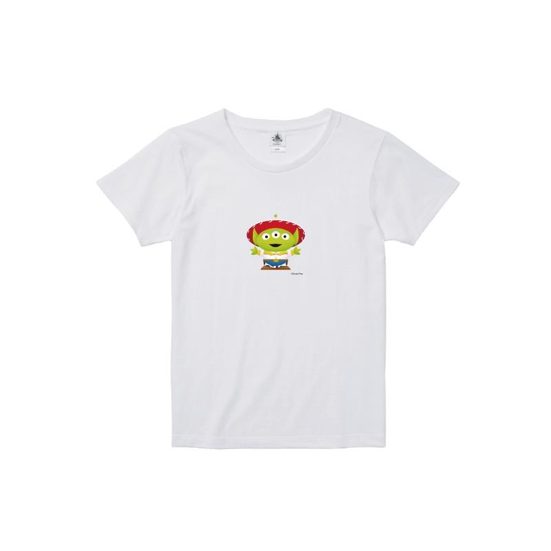 【D-Made】Tシャツ レディース  トイストーリー エイリアン ジェシー