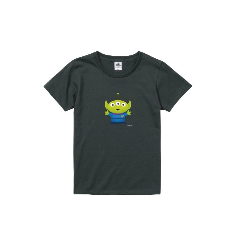 【D-Made】Tシャツ レディース  トイストーリー エイリアン