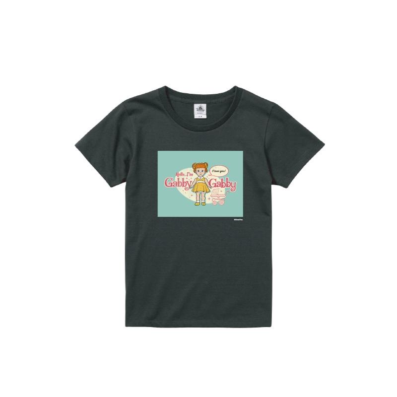 【D-Made】Tシャツ レディース  トイストーリー ギャビーギャビー