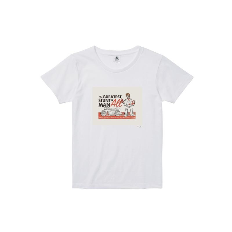【D-Made】Tシャツ レディース  トイストーリー デュークカブーン