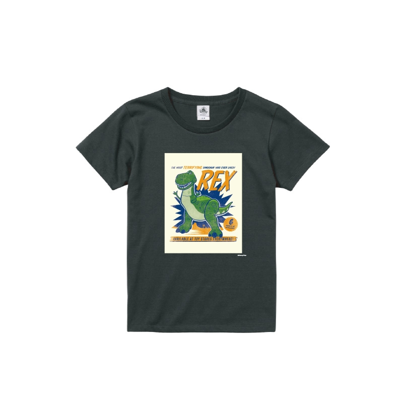 【D-Made】Tシャツ レディース  トイストーリー レックス