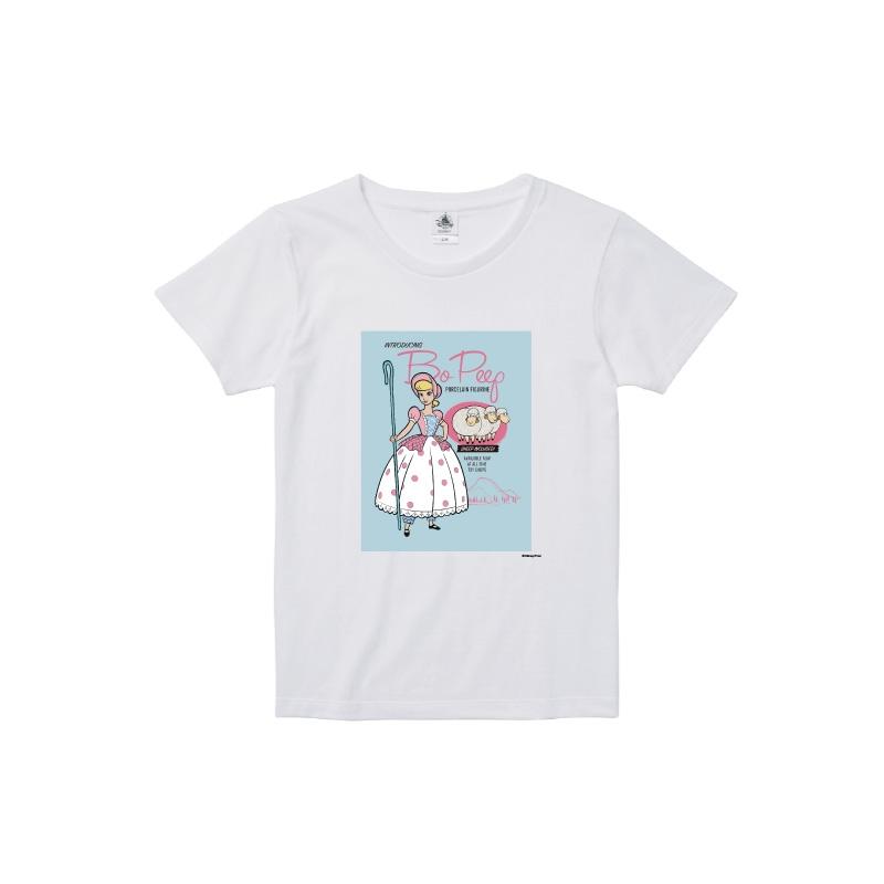 【D-Made】Tシャツ レディース  トイストーリー ボー・ピープ