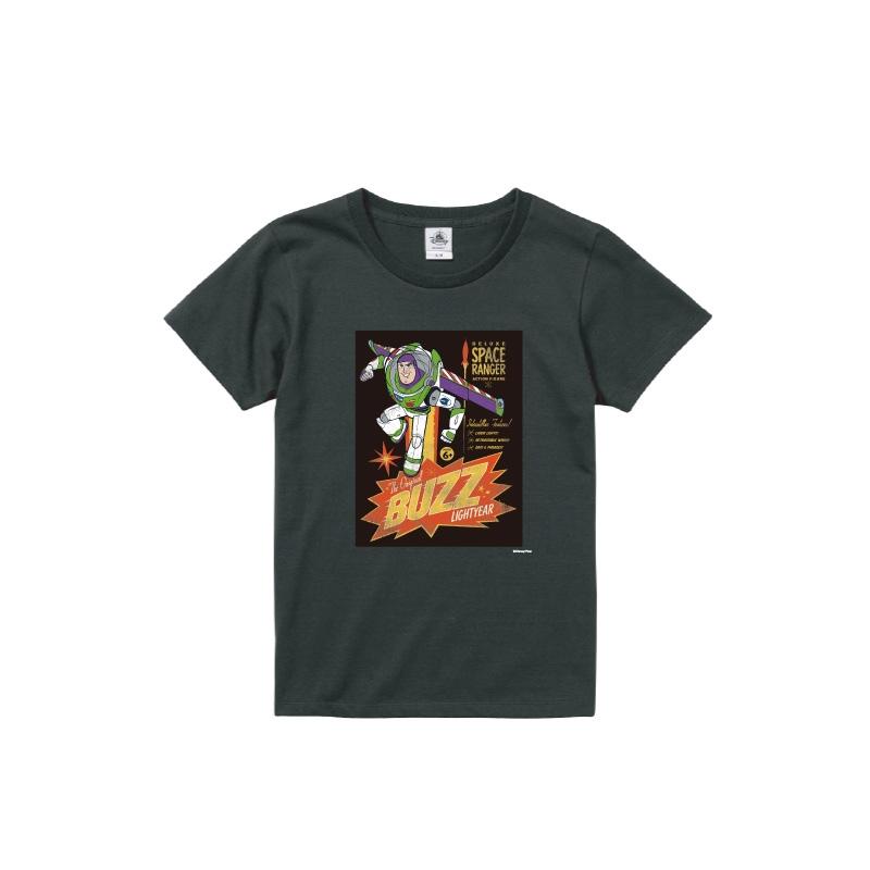 【D-Made】Tシャツ レディース  トイストーリー バズライトイヤー