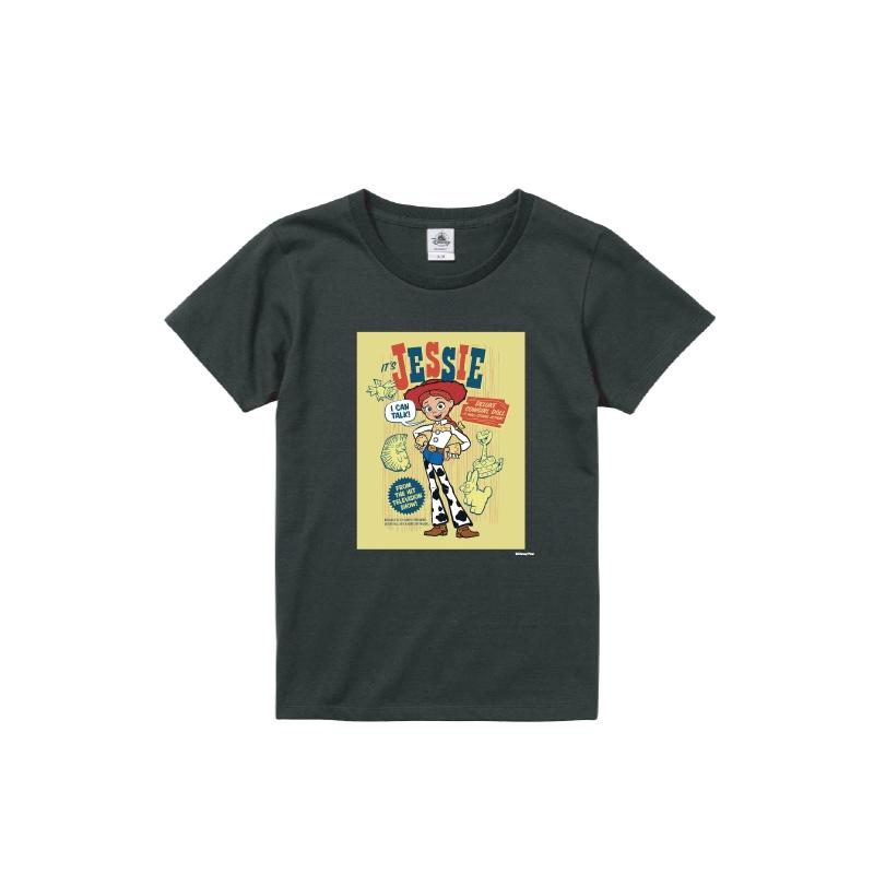 【D-Made】Tシャツ レディース  トイストーリー ジェシー