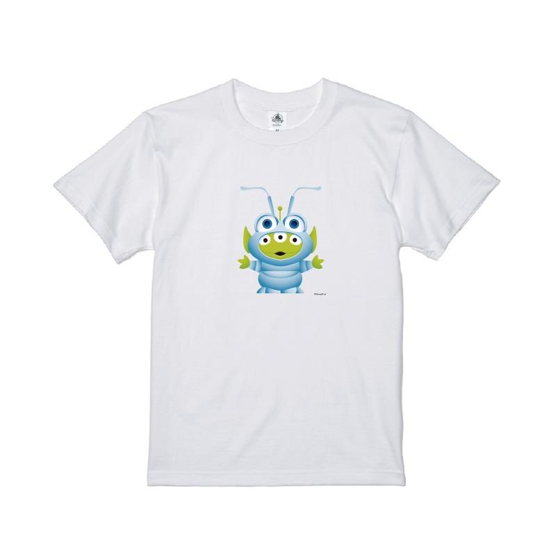 【D-Made】Tシャツ メンズ  トイストーリー エイリアン バグズライフ フリック