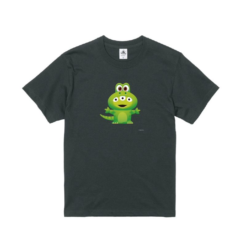 【D-Made】Tシャツ メンズ  トイ・ストーリー リトル・グリーン・メン/エイリアン アーロと少年 アーロ