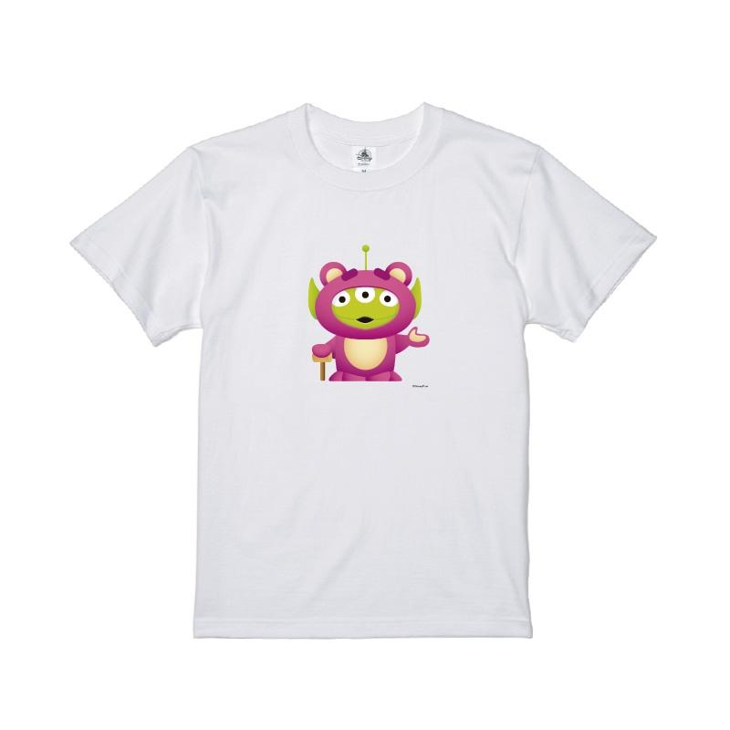 【D-Made】Tシャツ メンズ  トイ・ストーリー リトル・グリーン・メン/エイリアン ロッツォ