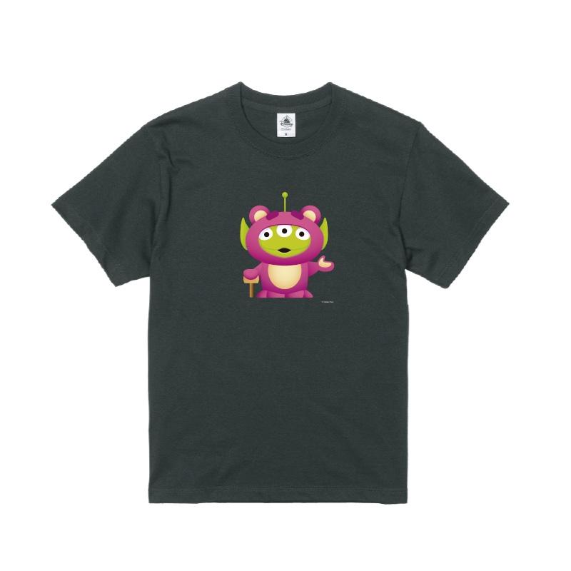 【D-Made】Tシャツ メンズ  トイストーリー エイリアン ロッツォ