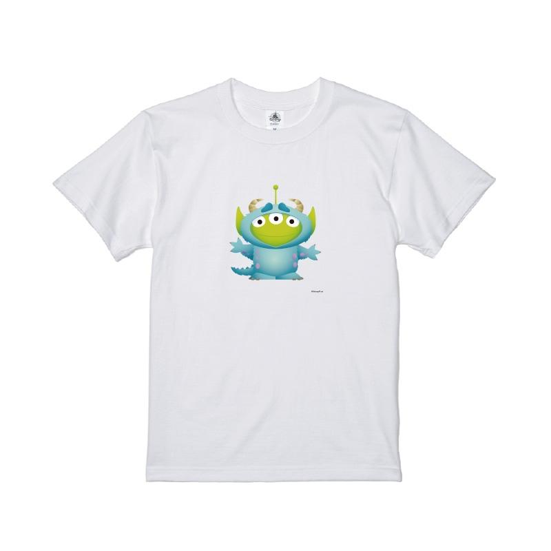 【D-Made】Tシャツ メンズ  トイ・ストーリー リトル・グリーン・メン/エイリアン モンスターズ・インク ジェームズ・P・サリバン/サリー