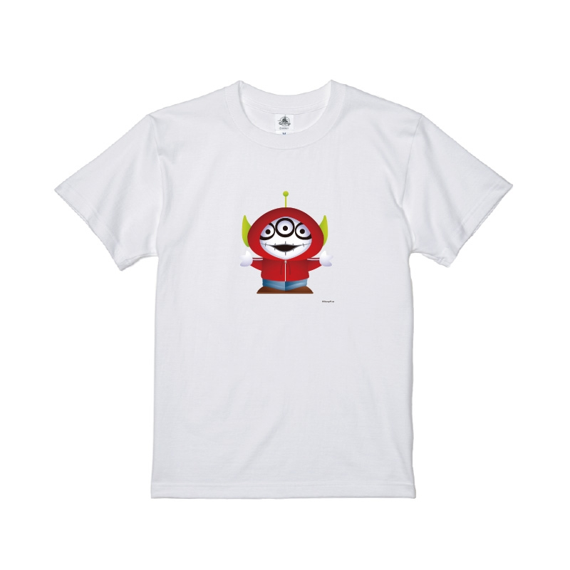 【D-Made】Tシャツ メンズ  トイ・ストーリー リトル・グリーン・メン/エイリアン リメンバー・ミー ミゲル