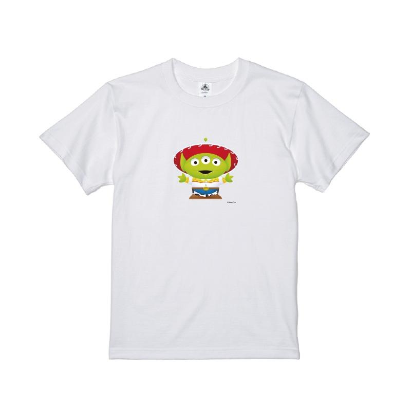 【D-Made】Tシャツ メンズ  トイストーリー エイリアン ジェシー