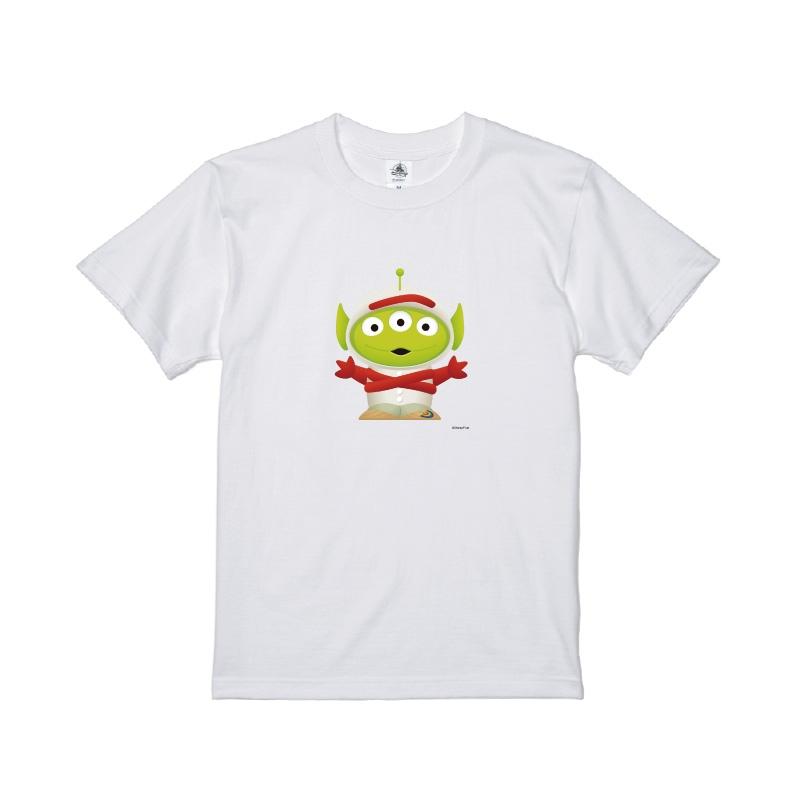 【D-Made】Tシャツ メンズ  トイストーリー エイリアン フォーキー