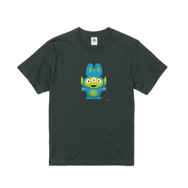 【D-Made】Tシャツ メンズ  トイストーリー エイリアン バニー