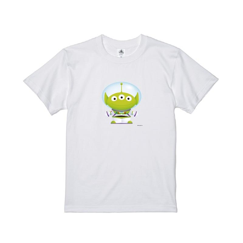 【D-Made】Tシャツ メンズ  トイストーリー エイリアン バズライトイヤー