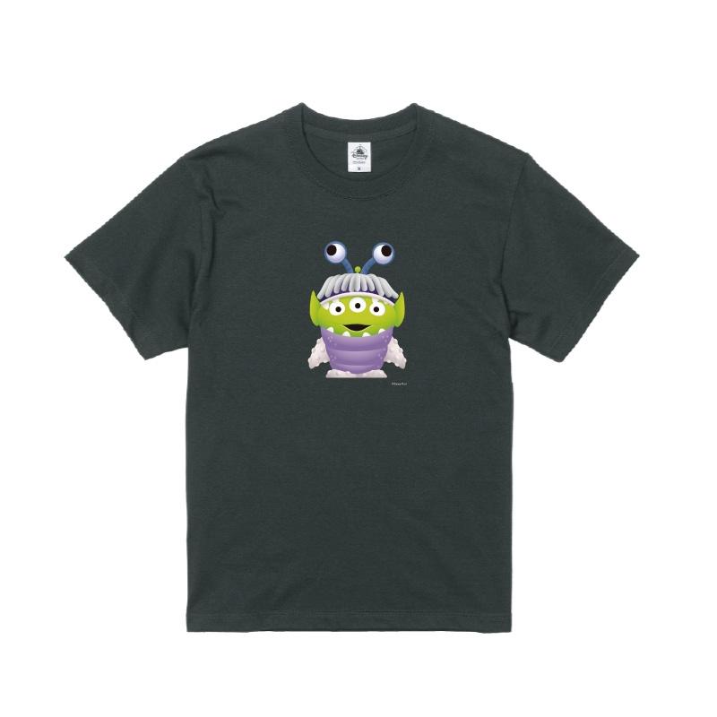 【D-Made】Tシャツ メンズ  トイ・ストーリー リトル・グリーン・メン/エイリアン モンスターズ・インク ブー