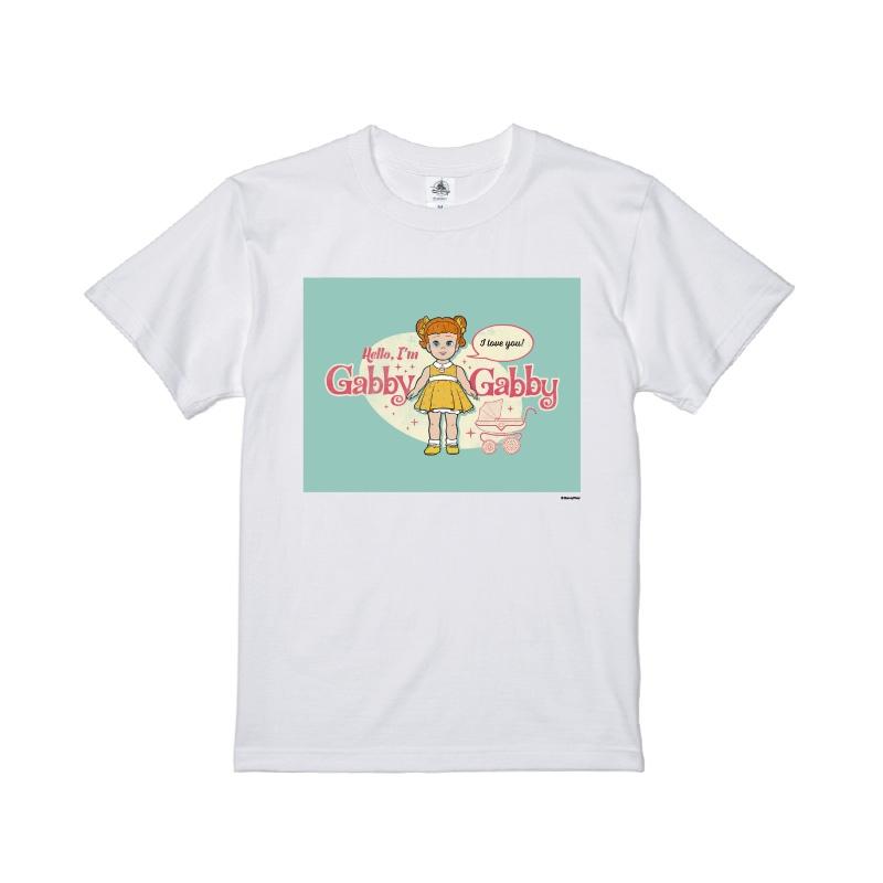 【D-Made】Tシャツ メンズ  トイ・ストーリー ギャビー・ギャビー