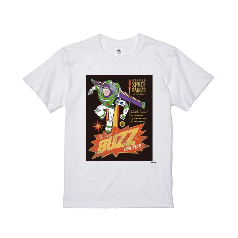 【D-Made】Tシャツ メンズ  トイストーリー バズライトイヤー