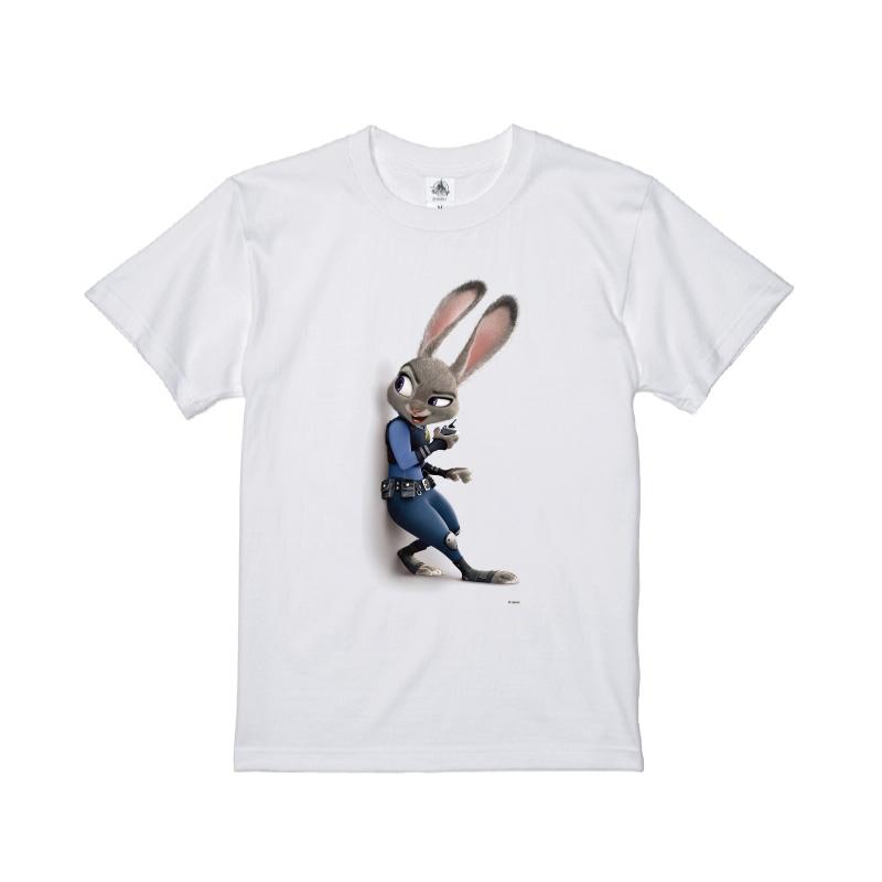 【D-Made】Tシャツ ズートピア ジュディ・ホップス