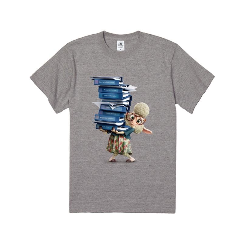 【D-Made】Tシャツ ズートピア ベルウェザー