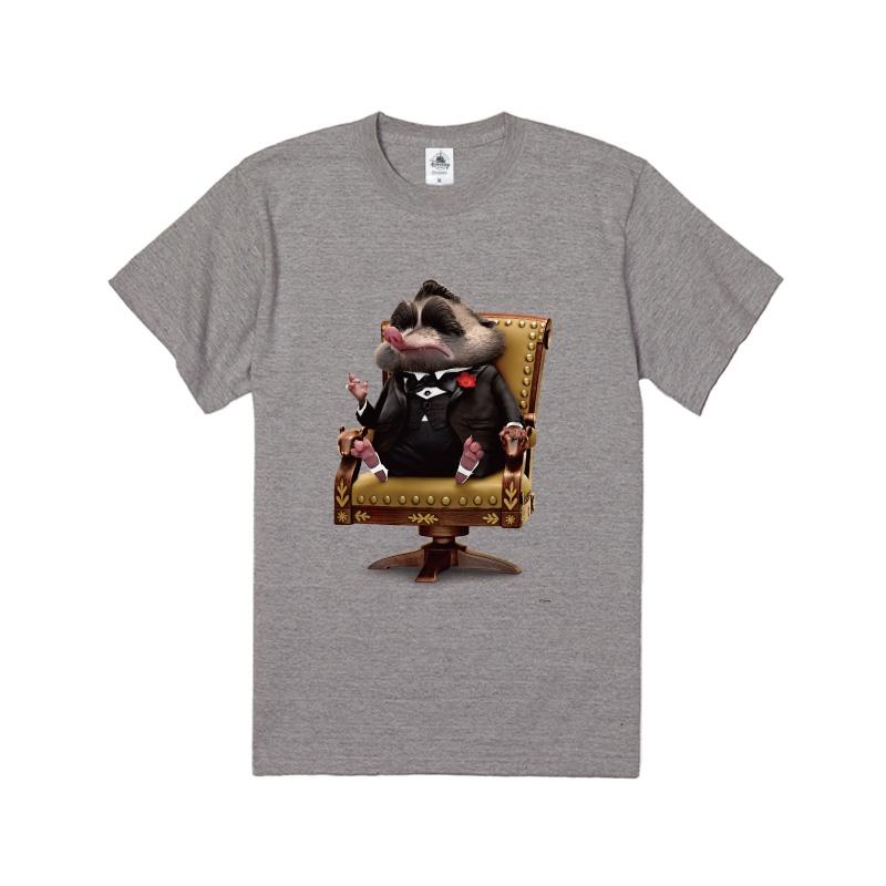 【D-Made】Tシャツ ズートピア Mr.ビッグ