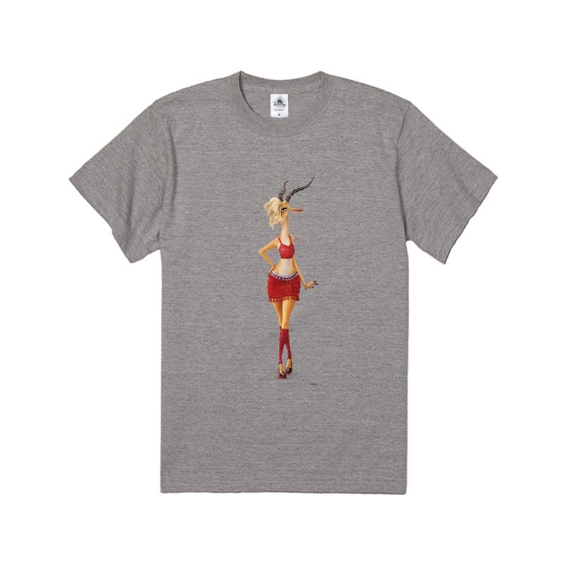 【D-Made】Tシャツ ズートピア ガゼル
