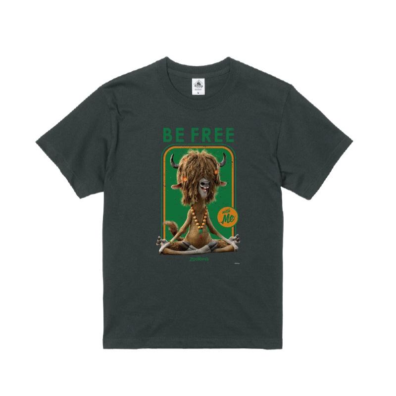 【D-Made】Tシャツ ズートピア ヤックス