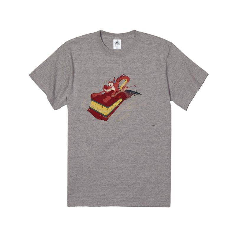 【D-Made】Tシャツ ムーラン ムーシュー