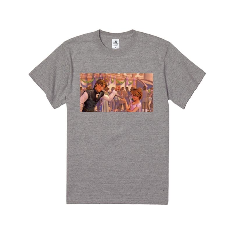 【D-Made】Tシャツ 映画 『塔の上のラプンツェル』 ラプンツェル&フリン・ライダー