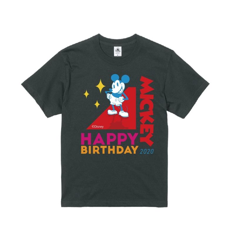 【D-Made】Tシャツ ミッキー バースデー2020