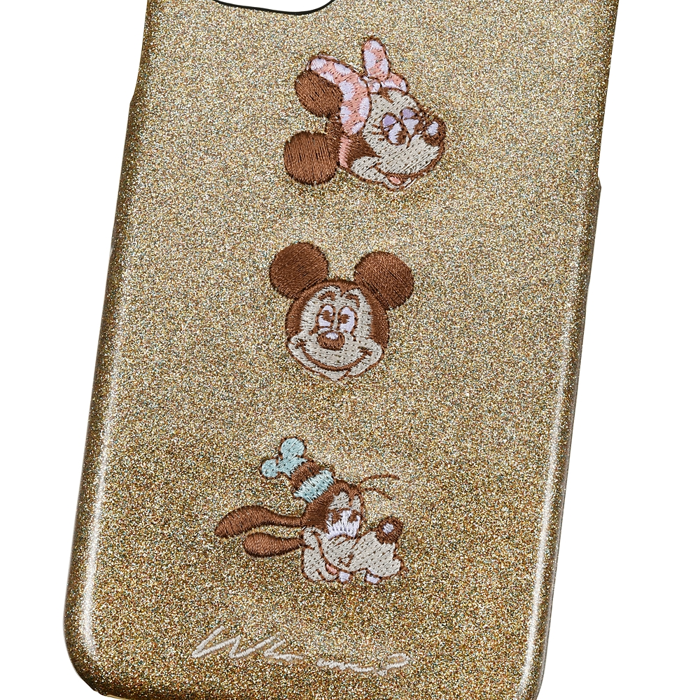 【ACCOMMODE】ミッキー、ミニー、グーフィー iPhone 11用スマホケース・カバー スパークデコレーション