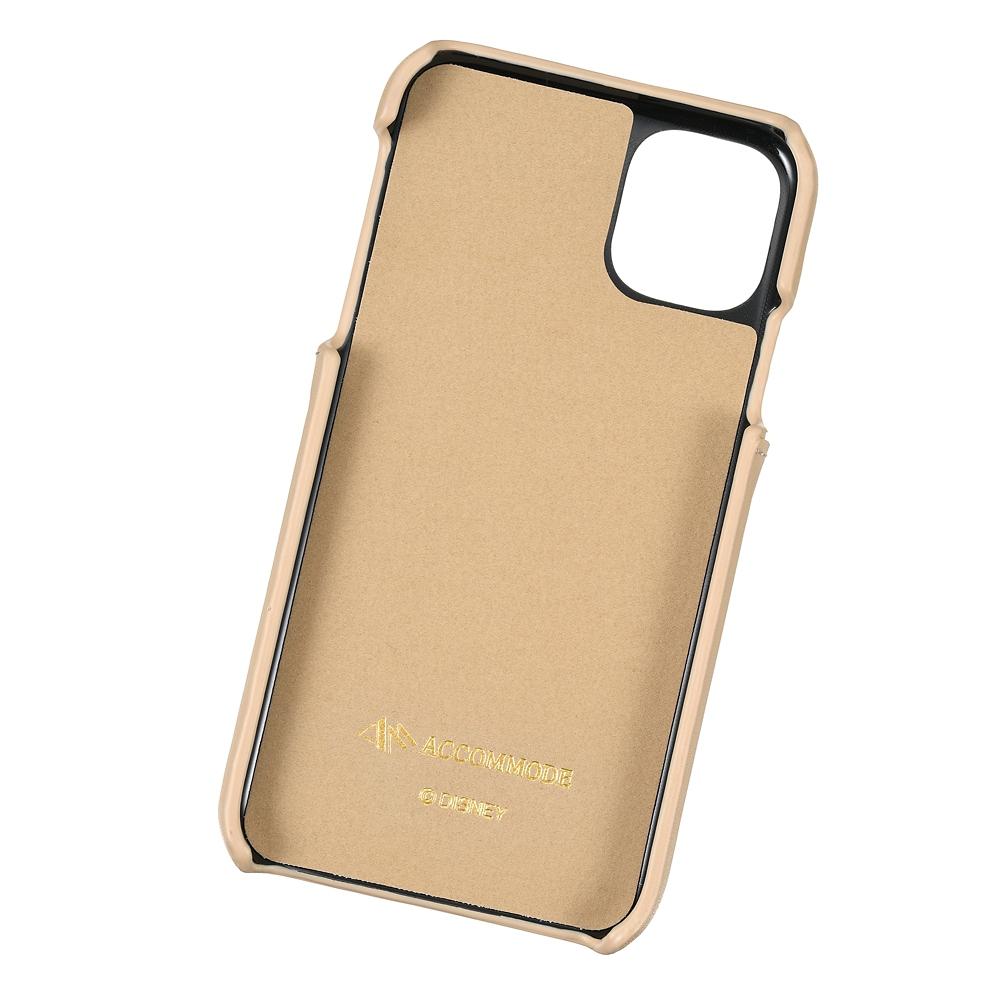 【ACCOMMODE】ミッキー iPhone 11/XR用スマホケース・カバー スパンコール