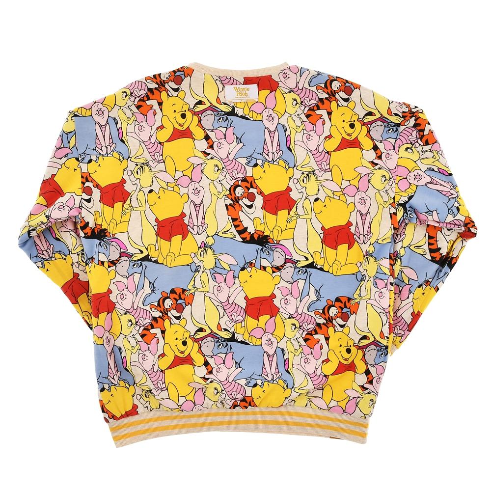 プー&フレンズ トレーナー リバーシブル Winnie the Pooh And The Honey Tree 55th Anniversary