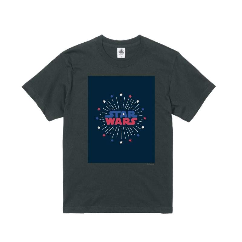 【D-Made】Tシャツ  スター・ウォーズ 花火 ロゴ