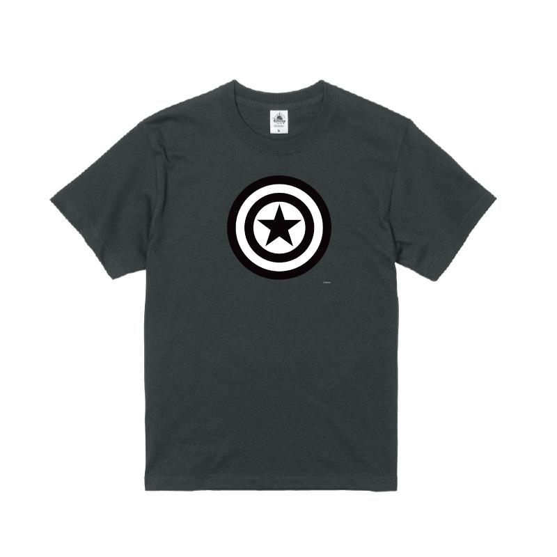 【D-Made】Tシャツ MARVEL アイコン キャプテン・アメリカ