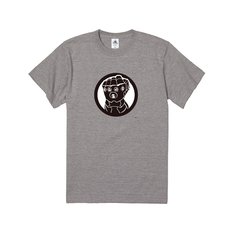 【D-Made】Tシャツ  MARVEL アイコン サノス