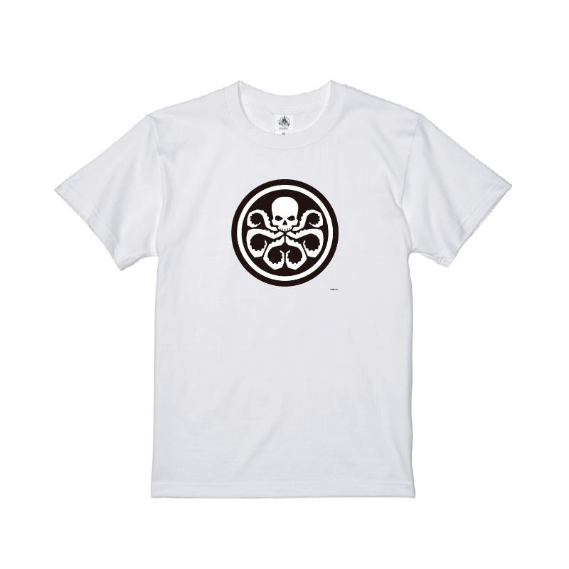 【D-Made】Tシャツ  MARVEL アイコン ヒドラ