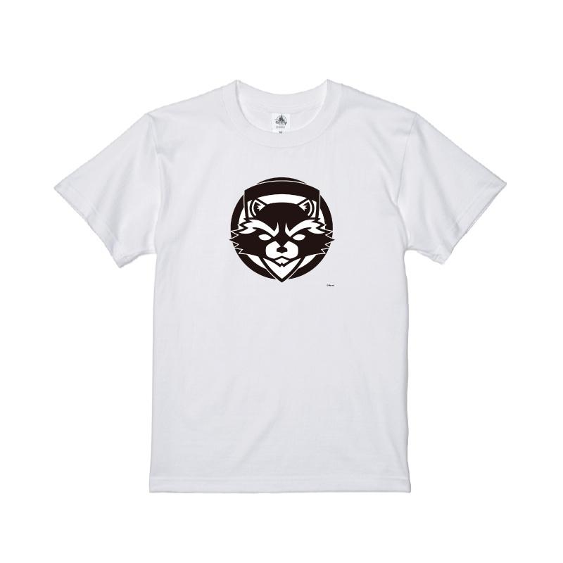 【D-Made】Tシャツ MARVEL アイコン ガーディアンズ・オブ・ギャラクシー ロケット・ラクーン