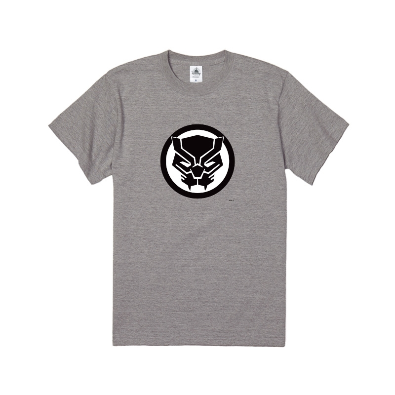 【D-Made】Tシャツ  MARVEL アイコン ブラックパンサー