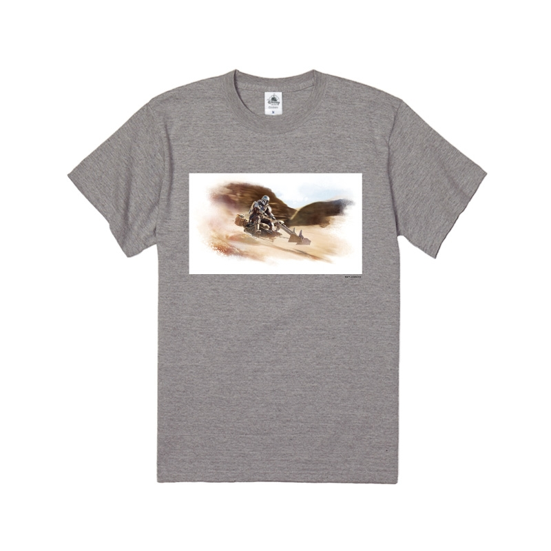 【D-Made】Tシャツ マンダロリアン シーズン2 マンダロリアン&グローグー